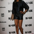 Stock Photo: AishTyler at Rage Official Launch Party, Rage, Los Angeles, C09-30-11