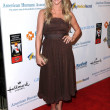 "Julianne Hough  at the Inaugural ""American Humane Association Hero Dog Awar — Stock Photo"