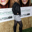 Kelly Kruger  at the HBO Premiere of Enlightened, Paramount Theater, Hollywood, CA. 10-06-11 - Stock Photo