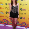 Jillian Clare  at Variety's 5th Annual Power Of Youth Event, Paramount Stud — ストック写真