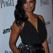 Stock Photo: Garcelle Beauvais at amfAR Inspiration Gala, Chateau Marmont, West Hol