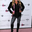 Постер, плакат: Adrienne Maloof at Hard Rock Cafes PINKTOBER Fashion Show Hard Rock Cafe Hollywood CA 10 27 11