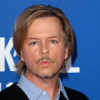 "David Spade at the ""Jack and Jill"" World Premiere, Village Theater, Westwood — Stock Photo"