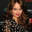 Debby Ryan  at TV Guide Magazine's Annual Hot List Party, Greystone Mansion Supperclub - Foto Stock