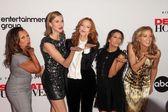Vanessa Williams, Brenda Strong, Marcia Cross, Eva Longoria, Felicity Huffman — Stock Photo