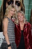Laura Dern and Diane Ladd — Stock Photo