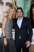 Laura Dern and Luke Wilson — Stock Photo