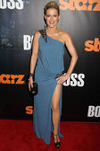 Kathleen Robertson at the Starz Series Boss Season Premiere, Arclight Cinema, Hollywood, CA 10-06-11 — Stock Photo
