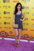 Erin Sanders at Variety's 5th Annual Power Of Youth Event, Paramount Studi — Stock Photo