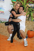 Adrienne Maloof, Paul Nassif at the 10th Annual Camp Ronald McDonald For Good Times, Universal Studios, Universal City, CA 10-23-11 — Stock Photo