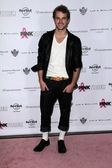 James Preston at Hard Rock Cafe's PINKTOBER Fashion Show, Hard Rock Cafe, — Stock Photo