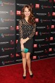 Debby Ryan at TV Guide Magazine's Annual Hot List Party, Greystone Mansion — Stock Photo