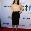 Daphne Zunigat Global Action Awards Gala, Beverly Hilton Hotel, Beve — Stock Photo #14199614