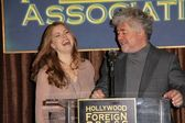 Amy Adams, Pedro Almodovar — Stock Photo