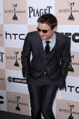 Jeremy Renner at the 2011 Film Independent Spirit Awards, Santa Monica Bea — Stock Photo