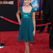 "Bailee Madison at ""Mars Needs Moms"" World Premiere, El Capitan, Hollyw — Stock Photo #14203072"
