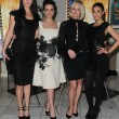 Постер, плакат: Adrianne Palicki Carla Gugino Marley Shelton Emmanuelle Chriqui at the Elektra Luxx Los Angeles
