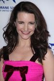 Kristin Davis at the 25th Annual Genesis Awards, Century Plaza Hotel, Century City — Stock Photo