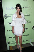 Mallika Sherawat at the Fourth Annual Women in Film Pre-Oscar Cocktail Party, Soho House, West Hollywood — Stock Photo