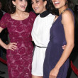 Carla Gugino, Emmanuelle Chriqui, Rosario Dawson — Stock Photo