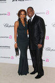Holly Robinson Peete and Rodney Peeteat the 19th Annual Elton John Aids Foundation Academy Awards Viewing Party, Pacific Design Center, West Hollywood, CA. 02-27-11 — Stock Photo