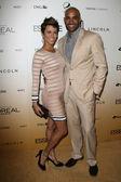 Boris Kodjoe, Nicole Ari Parker — Stock Photo