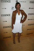 Elise Neal at the 4th Annual ESSENCE Black Women In Hollywood Luncheon, Beverly Hills Hotel, Beverly Hills, CA. 02-24-11 — Stock Photo
