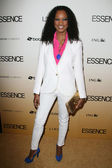 Garcelle Beauvais at the 4th Annual ESSENCE Black Women In Hollywood Luncheon, Beverly Hills Hotel, Beverly Hills, CA. 02-24-11 — Stock Photo