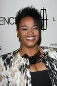 Jill Scott at the 4th Annual ESSENCE Black Women In Hollywood Luncheon, Beverly Hills Hotel, Beverly Hills, CA. 02-24-11 — Stock Photo