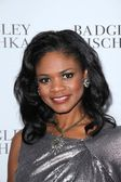 Kimberly Elise at the opening of the Badgley Mischka Flagship on Rodeo Drive, Beverly Hills, CA. 03-02-11 — Stock Photo