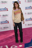 Ellen Pompeo at the 2011 T-Mobile NBA All-Star Game, Staples Center, Los Angeles, CA 02-20-11 — Foto Stock