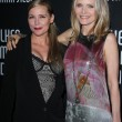 Постер, плакат: Dedee Pfeiffer and Michelle Pfeiffer