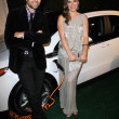 Adrian Grenier, Sophia Bush  at Global Green USAs 9th Annual Pre-Oscar Party, Avalon, Hollywood, CA 02-22-12 — Stockfoto