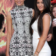 "Stock Photo: Kendall Jenner, Kylie Jenner at ""Hunger Games"" Los Angeles Premiere, NokiTheater, Los Angeles, C03-12-12"