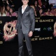 Stock Photo: Alexander Ludwig at Hunger Games Los Angeles Premiere, NokiTheater, Los Angeles, C03-12-12