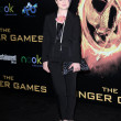 Kelly Osbourne  at The Hunger Games Los Angeles Premiere, Nokia Theater, Los Angeles, CA 03-12-12 — Stock Photo