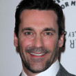"Stock Photo: Jon Hamm at ""Mad Men"" at PaleyFest 2012, SabTheater, Beverly Hills, C03-13-12"