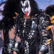Gene Simmons  at the KISS & Motley Crue Press Conference, Roosevelt Hotel, Hollywood, CA 03-20-12 - Foto de Stock