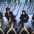 Постер, плакат: Motley Crue at the KISS & Motley Crue Press Conference Roosevelt Hotel Hollywood CA 03 20 12