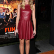 "Riki Lindhome  at the ""Fun Size"" Los Angeles Premiere, Paramount Studios, Hollywood, CA 10-25-12 — Stock Photo"