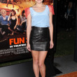 "Ana Mulvoy-Ten  at the ""Fun Size"" Los Angeles Premiere, Paramount Studios, Hollywood, CA 10-25-12 — Stock Photo"
