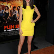 "Victoria Justice  at the ""Fun Size"" Los Angeles Premiere, Paramount Studios, Hollywood, CA 10-25-12 — Stock Photo"