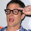 "Johnny Knoxville  at the ""Fun Size"" Los Angeles Premiere, Paramount Studios, Hollywood, CA 10-25-12 — Stock Photo"