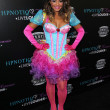 Christina Milian  at the HPNOTIQ Liqueur Launch, Beacher's Madhouse, Hollywood, CA 10-26-12 — Stock Photo