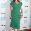 Christina Hendricks  at the 41st Annual Peace Over Violence Humanitarian Awards, Beverly Hills Hotel, Beverly Hills, CA 10-26-12 — Stock Photo