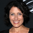 Lisa Edelstein  at the 8th Annual Pink Party, Hangar 8, Santa Monica, CA 10-27-12 — Stock Photo