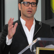 John Stamos  at the America Star on the Walk of Fame Ceremony, Hollywood, CA 02-06-12 — Stock Photo