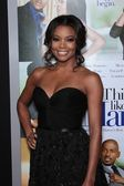 "Gabrielle Union at the Pan-African Film Festival ""Think Like A Man"" Premiere, Arclight, Hollywood, CA 02-09-12 — Stock Photo"