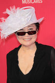 Yoko ono — Stockfoto