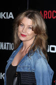 Ellen Pompeo at the 2012 ROC Nation Pre- Grammy Brunch, Soho House, West Hollywood,CA 02-11-12 — Stock Photo